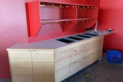 Stockman's Hall of Fame Commercial Cabinetry 6