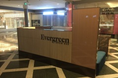 Evergreen Brow Bar Commercial Cabinetry