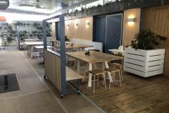 Restaurant & Cafe Cabinet Making